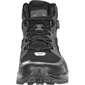 The North Face Litewave Fastpack Mid GTX Shoes Men TNF Black/Dark Shadow Grey